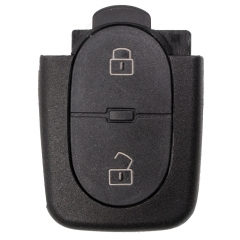 Remote Shell 2 Button for Audi Small Battery Position