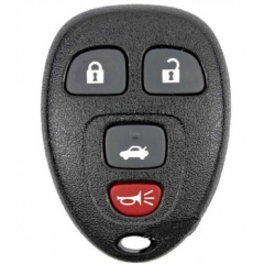 Remote Car Key 4 Button for GMC15913416 FCC ID:OUC60270