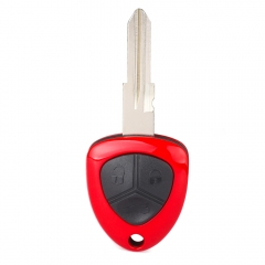 Replacement Shell Remote Key Case Fob 3 Button For Ferrari F430 2005 2006 -2009 With Logo