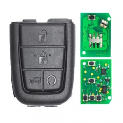 Remote Key 4+1 Button for Pontiac G8 2008-2009 315MHz / 433MHz FCCID: OUC6000083