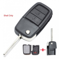Flip Remote Key Shell Case Fob 2+1 Button for Holden VE COMMODORE Omega Berlina Calais SS SV6 HSV GTS