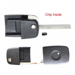 Flip Remote Key Blade +GMID46 Chip Inside for Holden Commodore VE 2006-2013