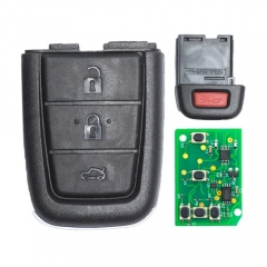 Remote Key 3+1 Button for Pontiac G8 2008-2009 315MHz/433MHz FCCID: OUC6000083