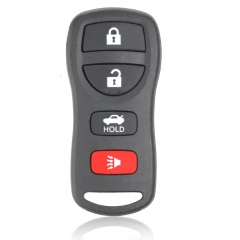 Remote Control Key 4 Button 315MHz VDO for Nissan