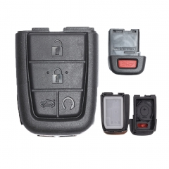 Remote Key Shell 5 Button for Pontiac G8 2008-2009