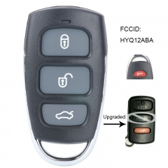 Upgraded Remote Control Key Fob for Mitsubishi 1999 2000 2001 Eclipse FCC: HYQ12ABA