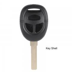 Remote key Shell 3 Button For SAAB