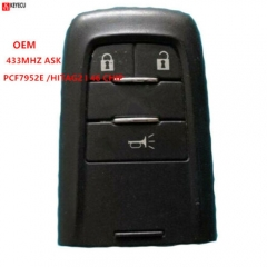 OEM Remote Key ASK 433MHz PCF7952E /HITAG2 FOB for SAAB 9-4x