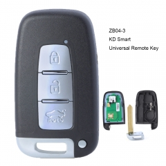 KEYDIY ZB04-3 KD Smart Universal Remote Key 3B for KD900 KD-X2 Mini KD Key Tool
