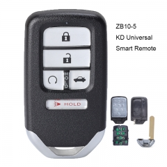 KEYDIY ZB10-5 KD Smart Universal Remote Key 5B for KD900 KD-X2 Mini KD Key Tool