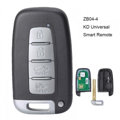 KEYDIY ZB04-4 KD Smart Universal Remote Key 4B for KD900 KD-X2 Mini KD Key Tool
