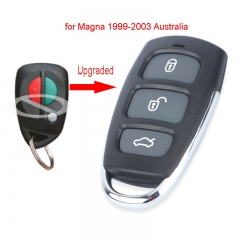 Upgraded Remote Car Control Key Fob 304MHz for Mitsubishi Magna Verada 1999-2003 in Australia Free Programming