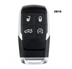 KEYDIY KD Smart Universal Remote Key 4B for KD900 KD-X2 Mini KD Key Tool ZB18