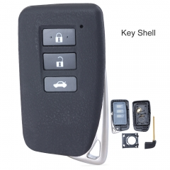Smart Remote Key Shell 3 Button for Lexus
